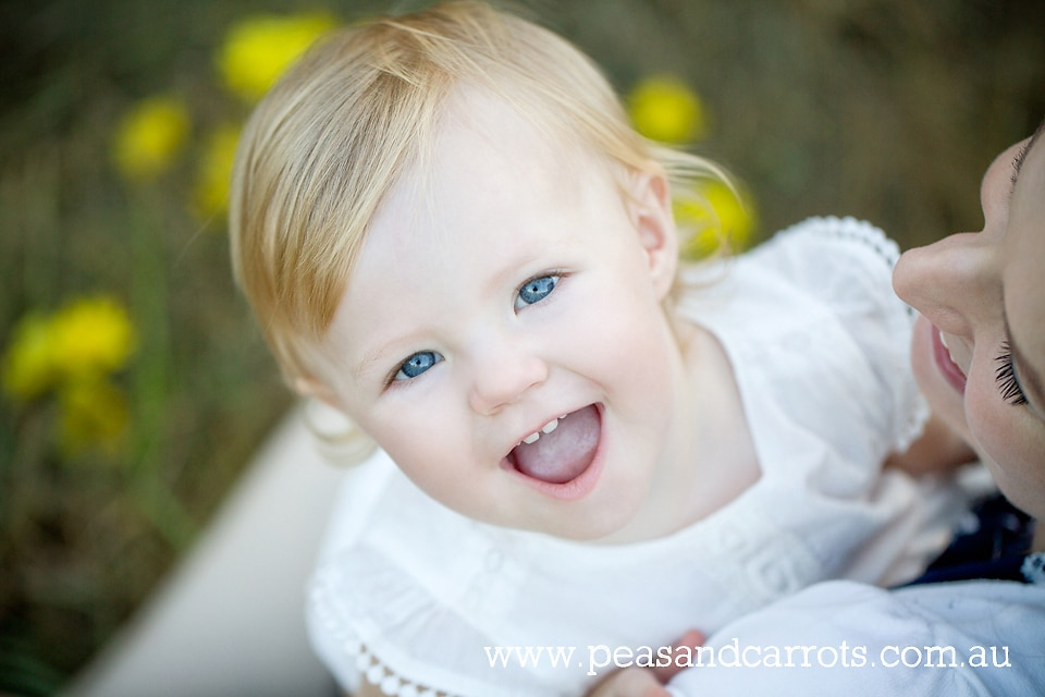 Brisbane Childrens & Family Photography.  Brisbane Baby, Children & Family Portrait Photography ~ Peas & Carrots Photography.  Award winning children