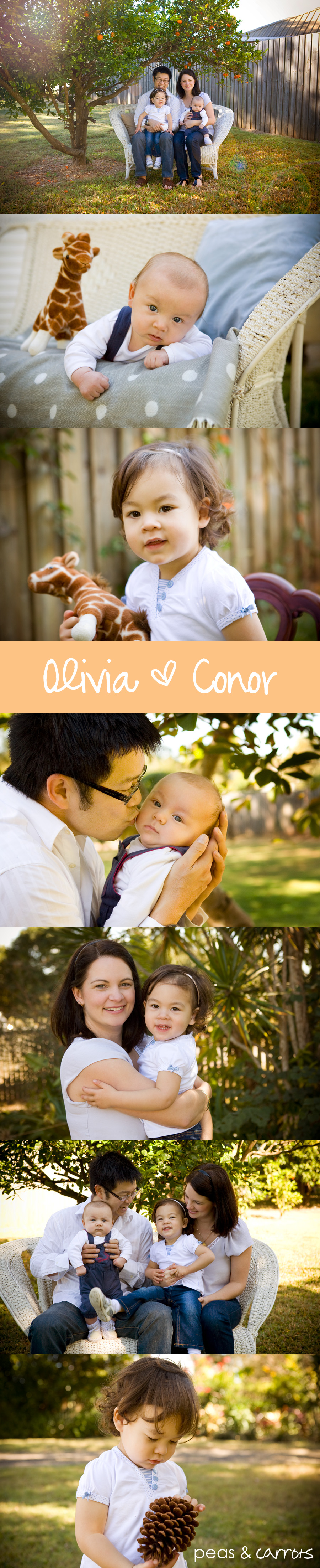 Brisbane Childrens Photographer Nikki Paice ~ Peas + Carrots Photography