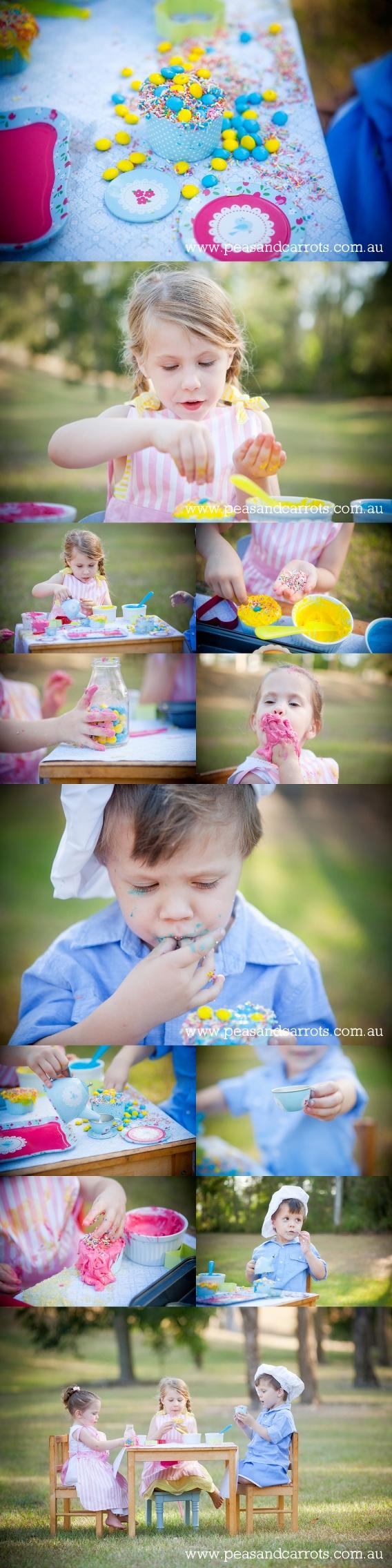 Brisbane, Dayboro and Samford Baby, Children & Family Portrait Photography ~ Peas & Carrots Photography.  Award winning children