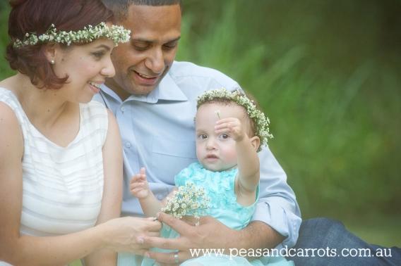 Brisbane Baby, Children & Family Portrait Photography ~ Peas & Carrots Photography.  Award winning children