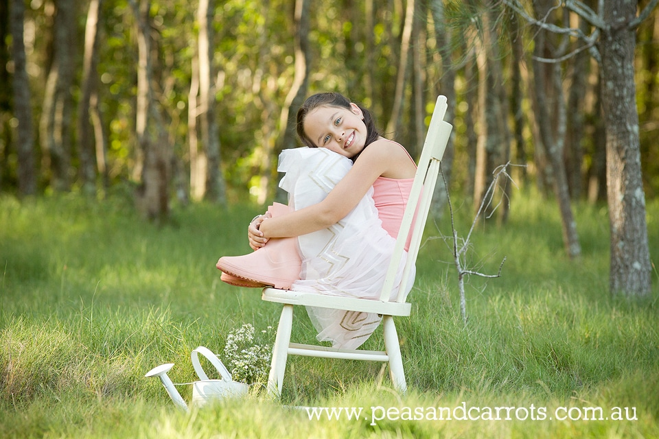 Brisbane childrens photography.  Brisbane, Dayboro and Samford Baby, Children & Family Portrait Photography ~ Peas & Carrots Photography.  Award winning children