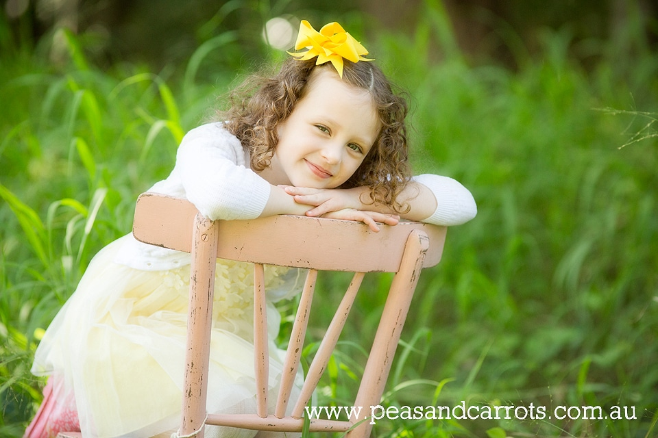 Brisbane Childrens Photography, Brisbane Baby, Children & Family Portrait Photography ~ Peas & Carrots Photography.  Award winning children