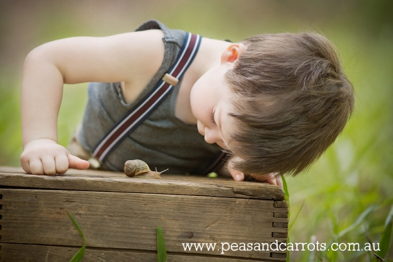 Brisbane Childrens Photography.  Brisbane Baby, Children & Family Portrait Photography ~ Peas & Carrots Photography.  Award winning children
