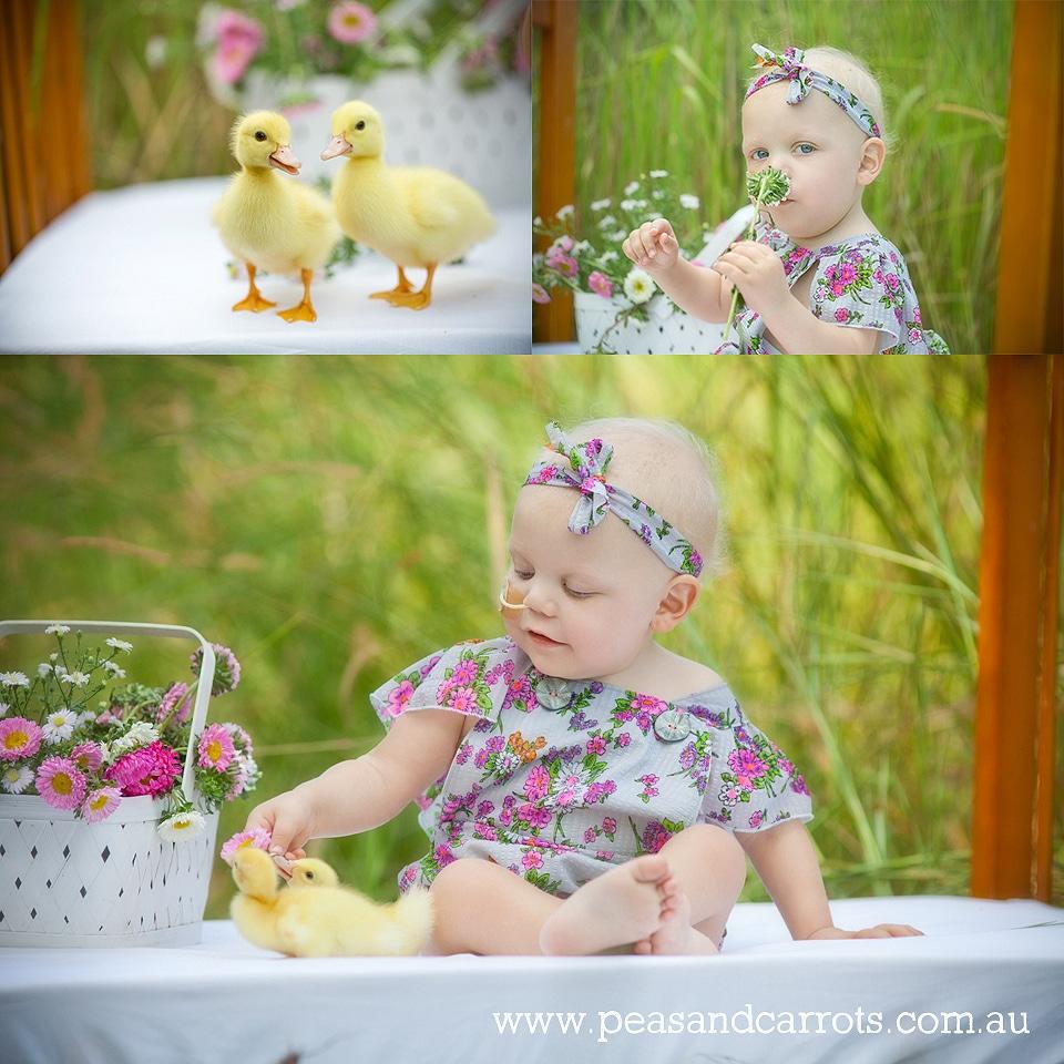 Brisbane Childrens Photography. Brisbane Baby, Children & Family Portrait Photography ~ Peas & Carrots Photography. Award winning children
