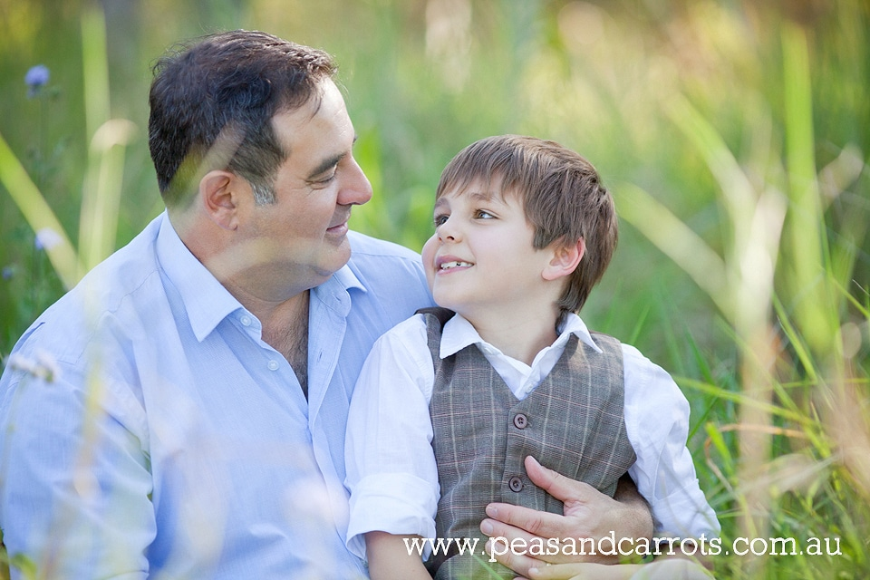Family Photography Brisbane Dayboro and Samford.  Brisbane Baby, Children & Family Portrait Photography ~ Peas & Carrots Photography.  Award winning children