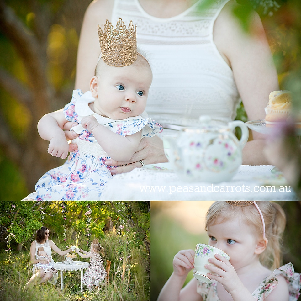 Childrens Photography Brisbane Dayboro Samford.  Baby Photographer Brisbane Dayboro Samford.  Brisbane Baby, Children & Family Portrait Photography ~ Peas & Carrots Photography.  Award winning children